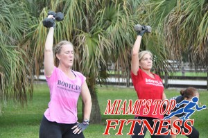 2013 Miami Fitness Boot Camp