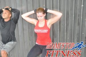 2014 Miami Fitness Boot Camp